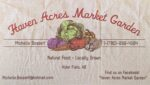 Haven Acres Market Garden